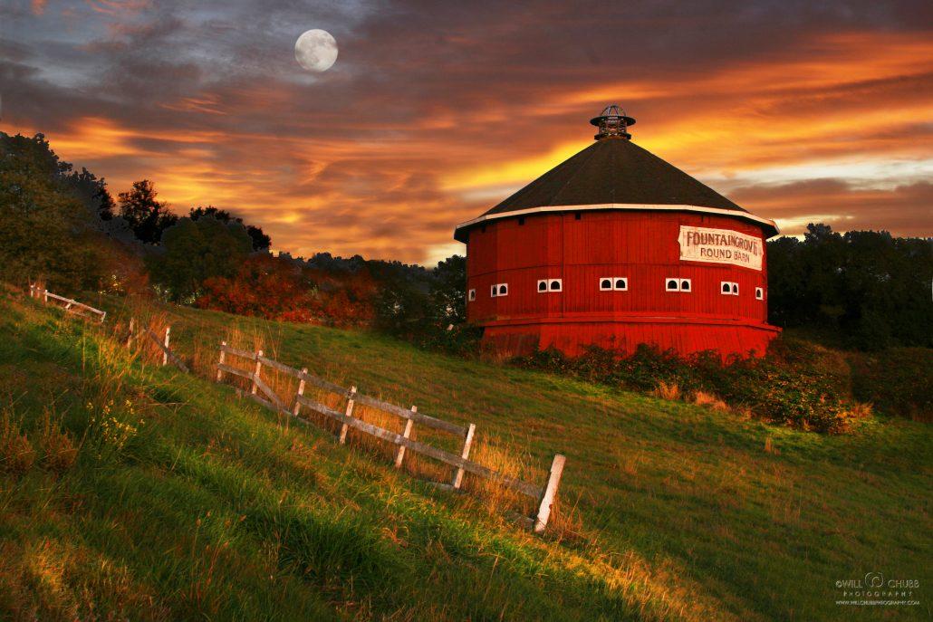 Fountaingrove_Round_Barn_copyright_Will_Chubb_Photography